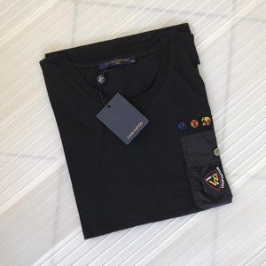 LOUIS VUITTON MEN SHORT SLEEVE  FASHION OF THIS YE